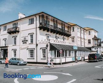 The Bedford Hotel - Sidmouth - Gebouw