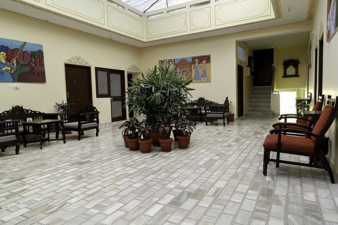 Noble House - A Heritage Home - Jaipur - Lobby