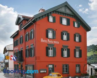 Posta Veglia - Laax - Building