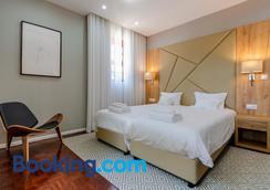 Le Jardin - Lisbon - Bedroom