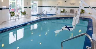 Fairfield Inn And Suites By Marriott Anchorage - אנקוראג' - בריכה