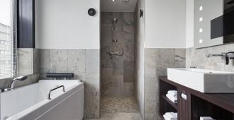 美茵港口酒店 - 鹿特丹 - 鹿特丹 - 浴室