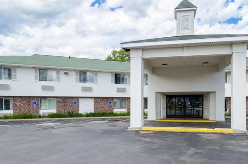 Motel 6 Westborough Ma - Westborough - Gebäude