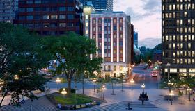 Quebec City Marriott Downtown - Quebec - Gebäude