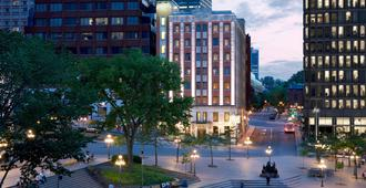 Quebec City Marriott Downtown - Квебек - Здание