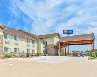 Comfort Inn & Suites Riverview - Le Claire - Edificio