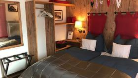 Hotel Garni Haus Alpine - Ruhpolding - Κρεβατοκάμαρα