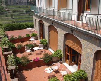 Residence Le Villette - Ravello - Patio