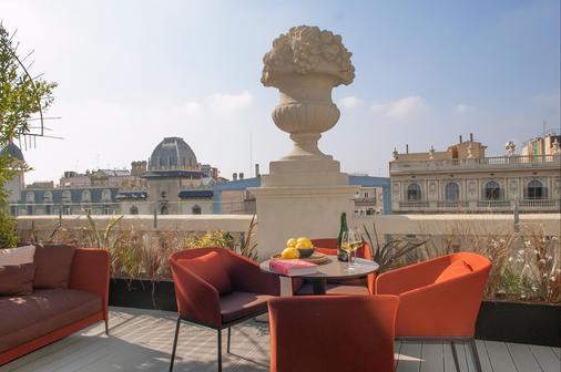 Casagrand Luxury Suites - Βαρκελώνη - Μπαλκόνι