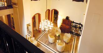 Hotel Wandl - Viena - Recepción