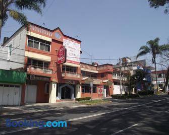 Hotel Palacio - Xalapa-Enríquez - Building