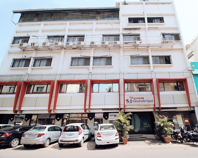 Hotel Gurukripa - Daman - Building