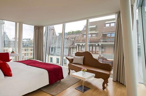 Hotel Astoria - Lucerne - Building