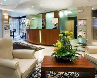 Rizzi Aquacharme Hotel & Spa - Darfo Boario Terme - Recepce