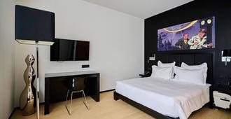 Yooma Urban Lodge - Brussels - Bedroom