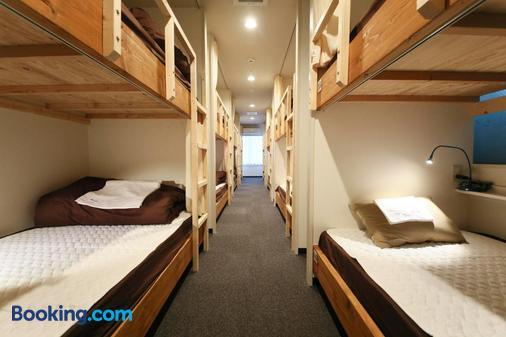 Roots Hostel - Osaka - Phòng ngủ
