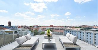 City Apartments Munich - מינכן - מרפסת
