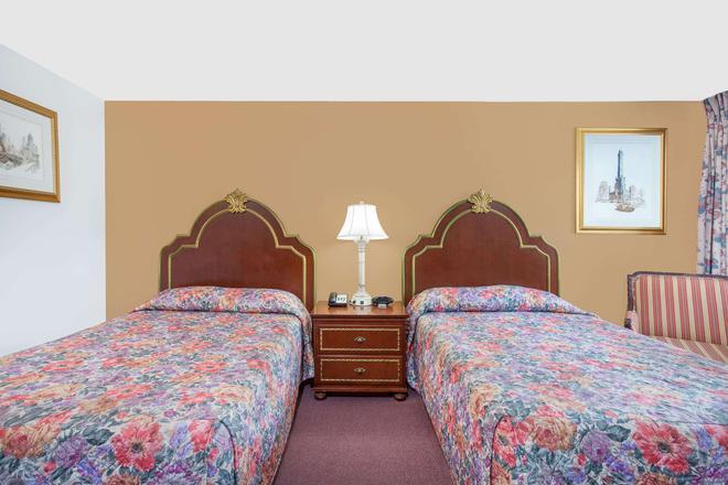Knights Inn Emporia - Emporia - Makuuhuone
