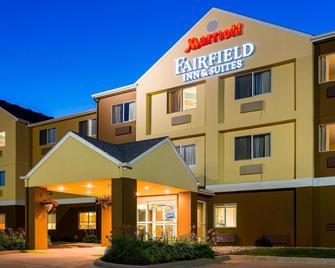 Fairfield Inn & Suites Oshkosh - Oshkosh - Gebouw