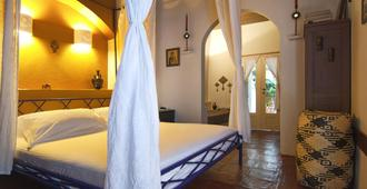 Les Lezards b&b - Cartagena - Bedroom