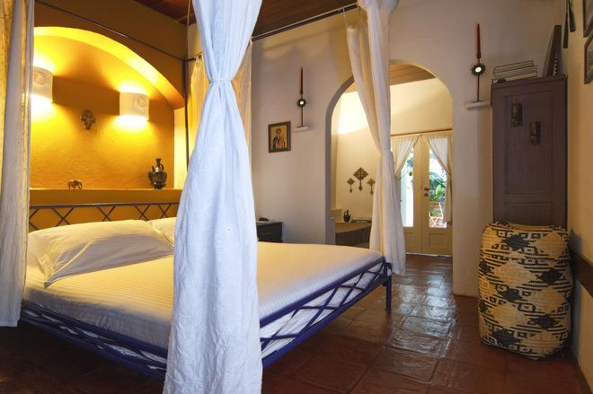 Les Lezards Bed & Breakfast - Cartagena - Phòng ngủ