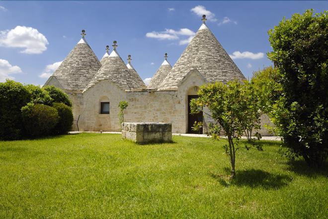 Abate Masseria & Resort - Noci - Building