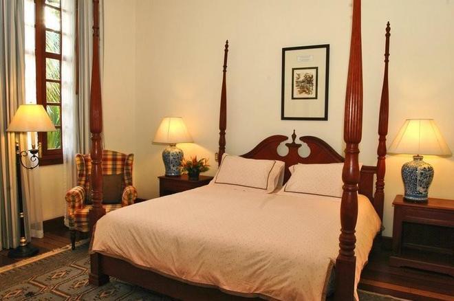 Settha Palace Hotel - Vientiane - Bedroom