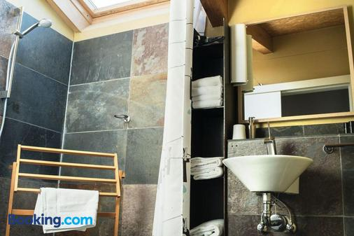 Hotel Hafenspeicher - Stralsund - Phòng tắm