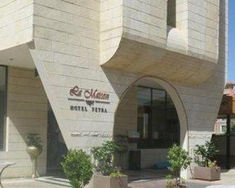 La Maison Hotel Petra - Wadi Musa - Building