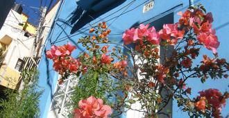 Hostal Katrin Poshtel - Guanajuato - Outdoor view