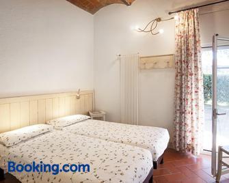 Hotel Massa Vecchia - Massa Marittima - Bedroom