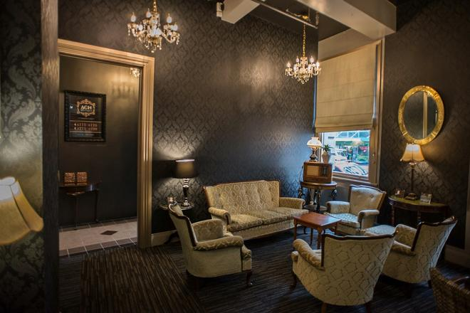 Auckland City Hotel - Hobson Street - Auckland - Lounge