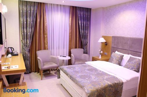 Adana Yukselhan Hotel - Adana - Bedroom