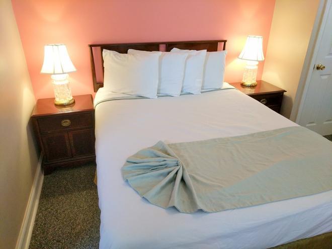 Key West Hotel - Wildwood - Κρεβατοκάμαρα