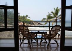 The Ocean Park Beach Resort - Thiruvananthapuram - Balcony