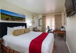 Vendange Carmel Inn & Suites - Carmel-by-the-Sea - Makuuhuone