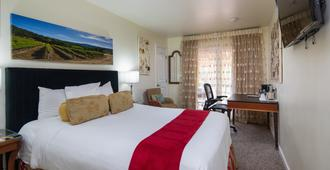Vendange Carmel Inn & Suites - Carmel-by-the-Sea - Bedroom