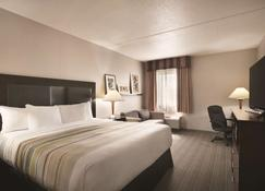 Country Inn & Suites by Radisson, Indianapolis E - Індіанаполіс - Bedroom