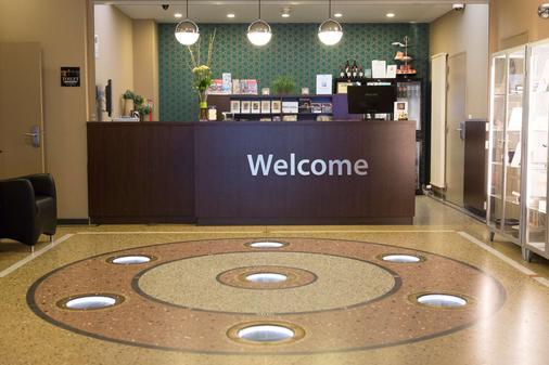 多克蘭茲貝斯特韋斯特酒店 - 安特衛普 - 安特衛普 - 櫃檯
