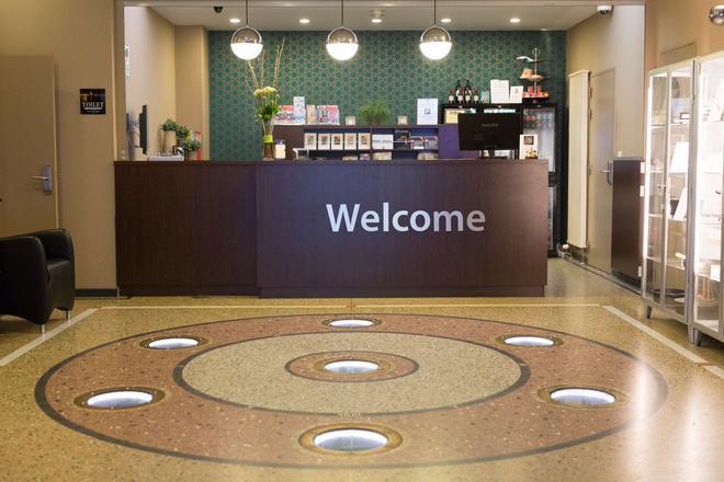 Best Western Hotel Docklands - Antwerpen - Vastaanotto