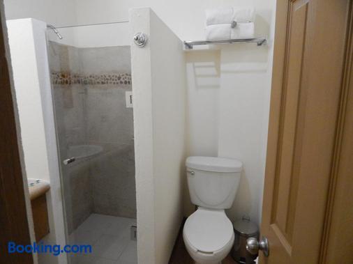 馬里索爾精品酒店 - 卡波聖盧卡 - 浴室