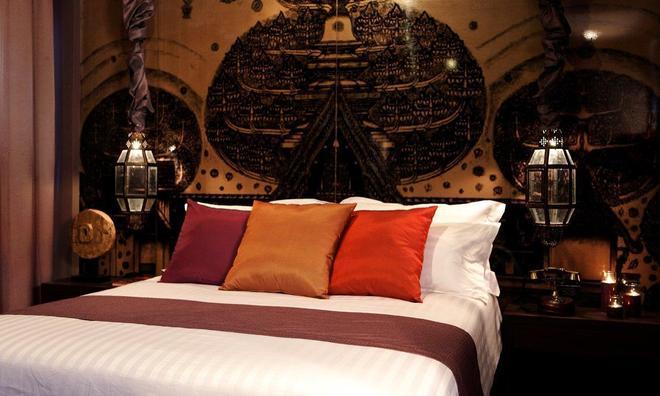 U Chiang Mai - Chiang Mai - Makuuhuone