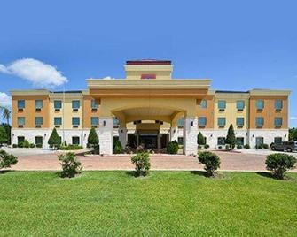 Comfort Suites Bay City - Bay City - Building