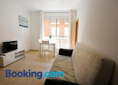 Apartaments Residencial Clàudia - Reus - Sala de estar