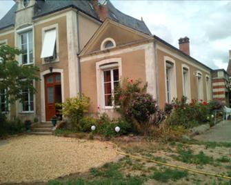 La Roseraie - Beaumont-sur-Sarthe - Edificio
