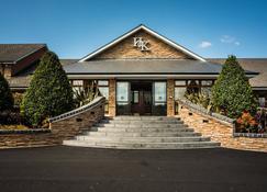 克洛莫爾酒店 - 卡文 - 建築