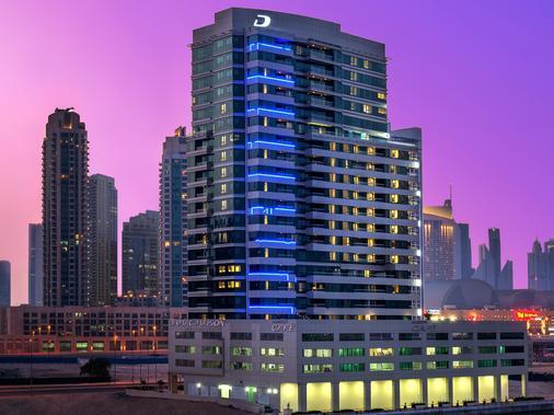 DAMAC Maison Canal Views - Dubai - Rakennus