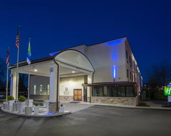 Holiday Inn Express Cleveland Airport - Brook Park - Brook Park - Gebäude