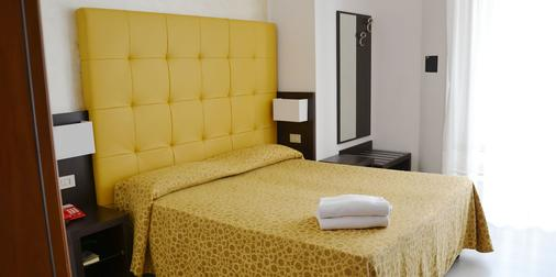 Hotel Stockholm - Jesolo - Phòng ngủ