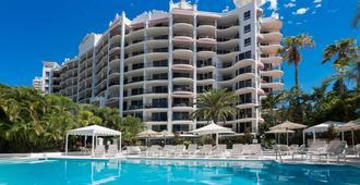 Marrakesh Apartments - Surfers Paradise - Building